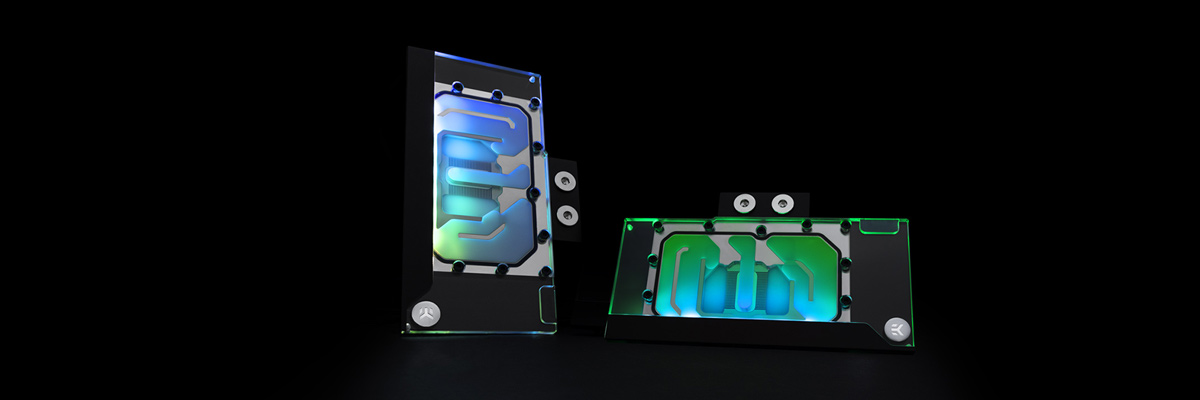 GPU Water Block for Reference RTX 3080/3090 Graphics cards