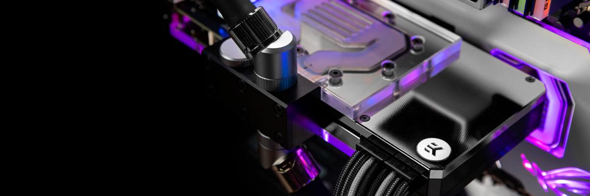 EK-Quantum Vector RE RTX 30803090 Active Backplate D-RGB