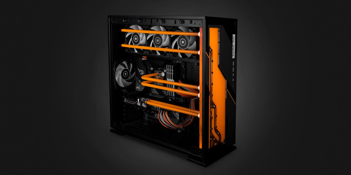 Blog - Why to change a PC coolant - Liquid cooling loops