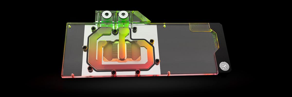 EK-Quantum Vector XC3 RTX 3070 water block for EVGA GPUs