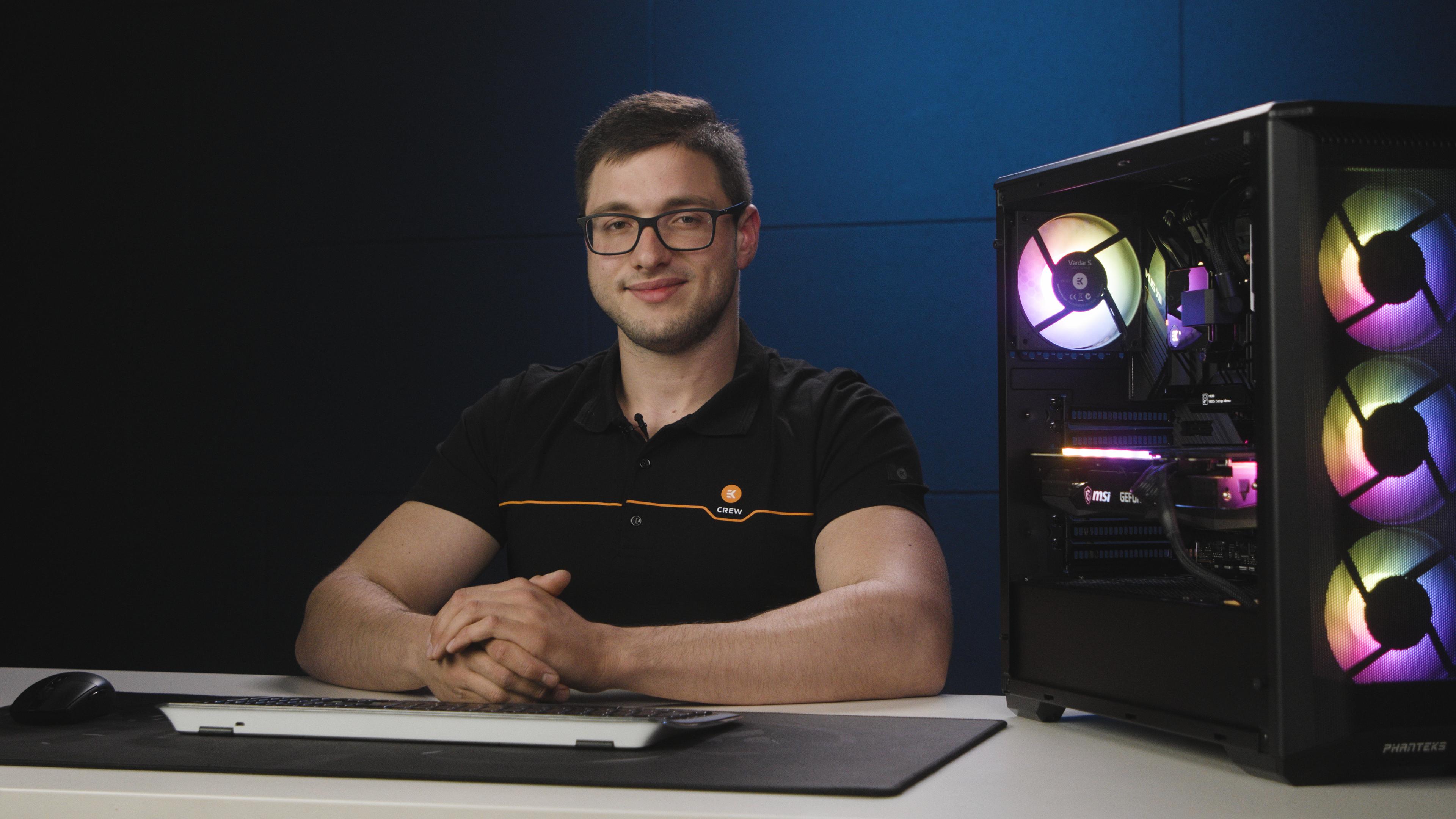 Overclock Your PC with an EK-AIO