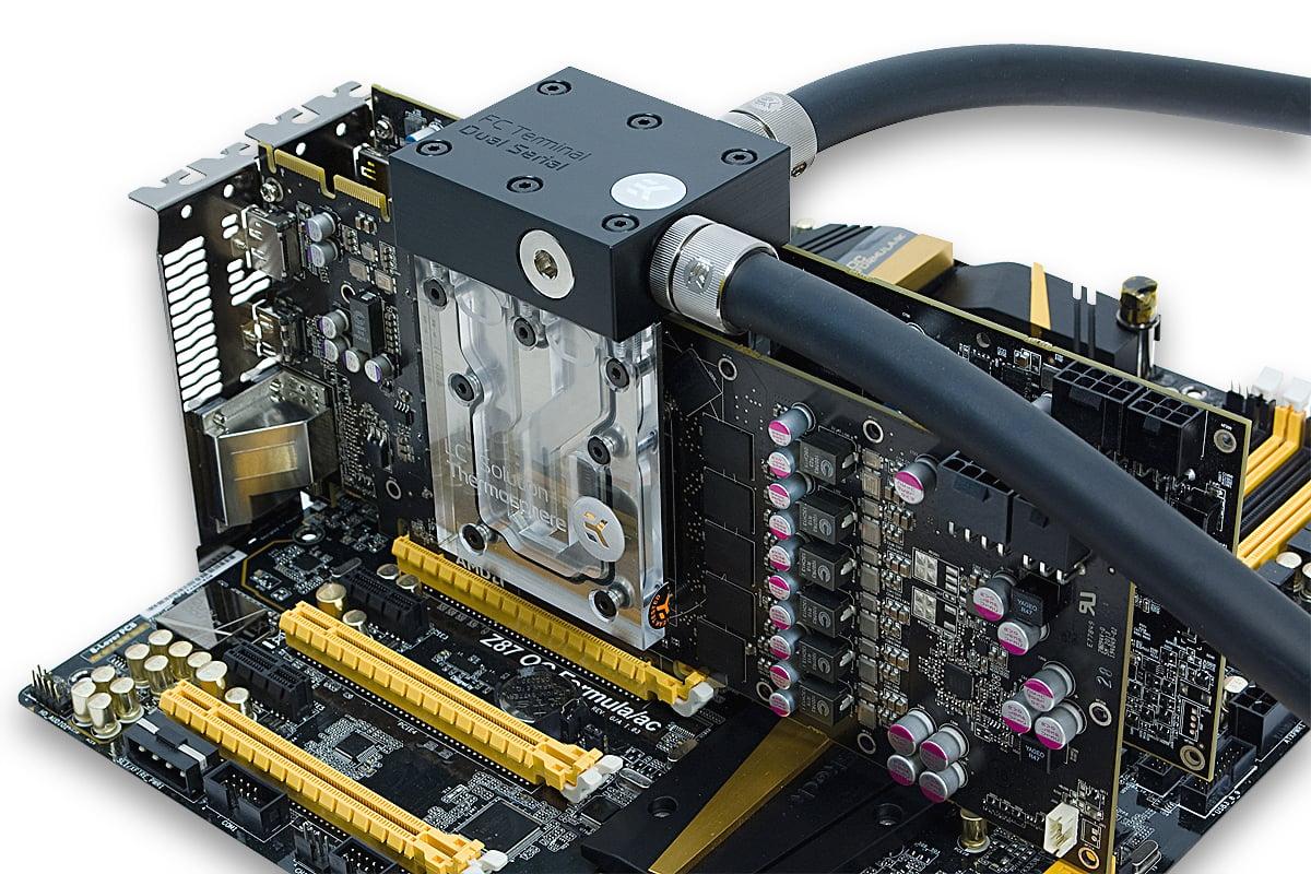 EK-Thermosphere, a new universal GPU water block - ekwb.com